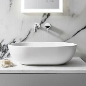 Lavabo-dappoggio-bianco-opaco-Ceramica-Globo-T-Edge-54x36